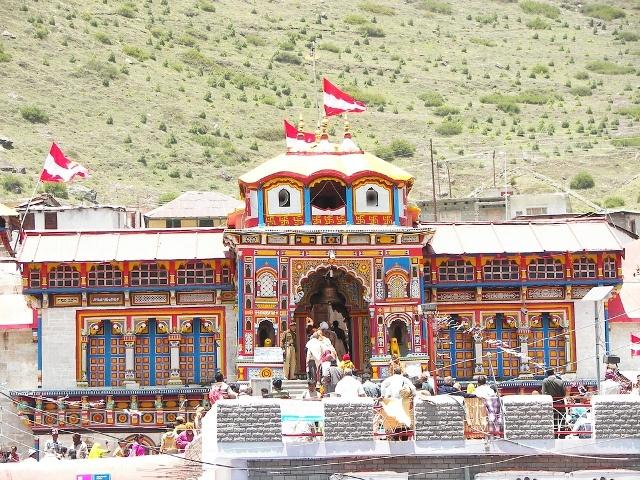॥ ओम नमः शिवाय ॥ ॥ हर हर महादेव ॥   Badrinath Temple (Uttrakhand) India