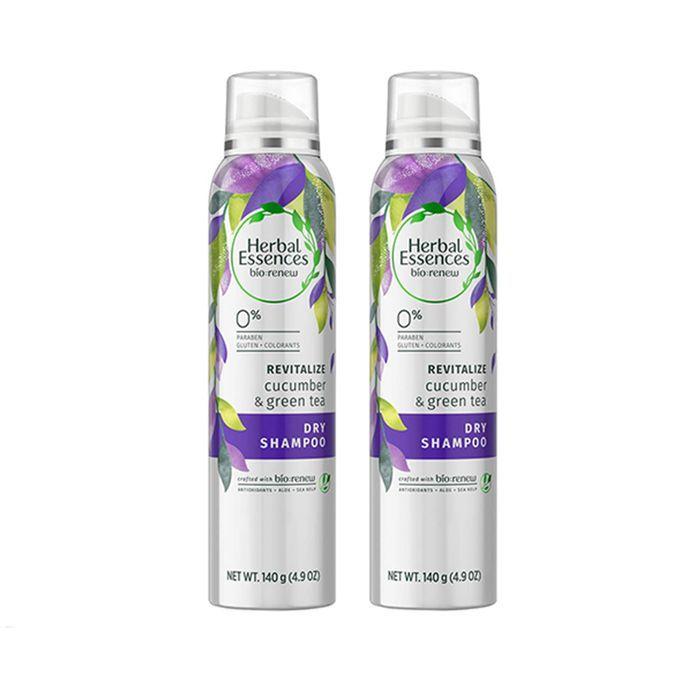 Herbel Essences Cucumber And Green Tea Dry Shampoo 2 Pack Dry Shampoo Batiste Dry Shampoo Good Dry Shampoo
