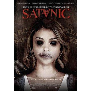 Film Gündemi: Satanic (2016) Şeytani (2016) #satanic #seytani #korku #horror #movies #movies2016 #vizyonagirecekfilmler #filmgundemi #ruhcagirma #sinema #film 7 Nisan 2017 günü vizyona giriyor.