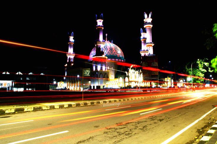 Islamic  Centre, Matarm, NTB
