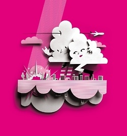 Cute Paper Art #clouds, #art, #love, https://facebook.com/apps/application.php?id=106186096099420