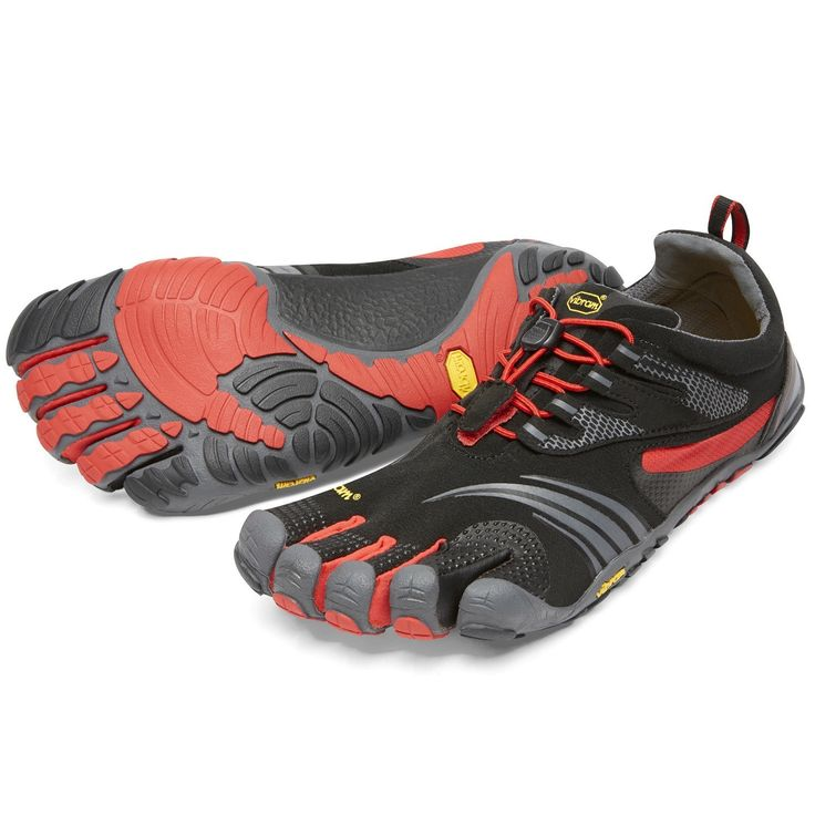 KSO, Chaussures de Cross Homme, Noir (Black), 39 EUVibram Fivefingers