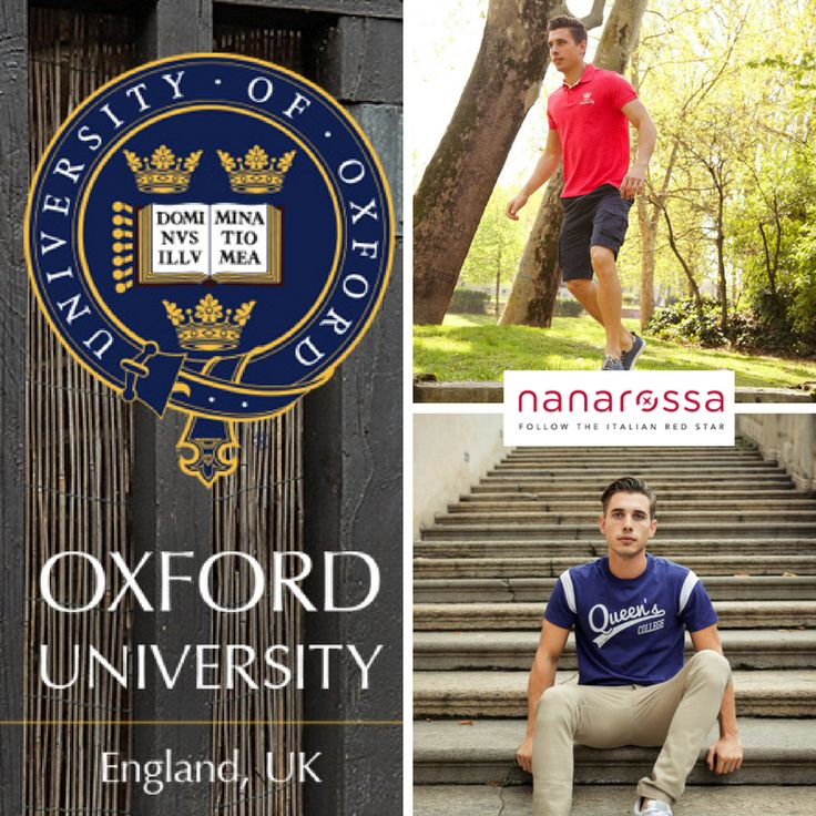 College Style: abbigliamento uomo Oxford University. E sei subito cool! https://www.nanarossa.com/it/249_oxford-university  #nanarossa #tobecool