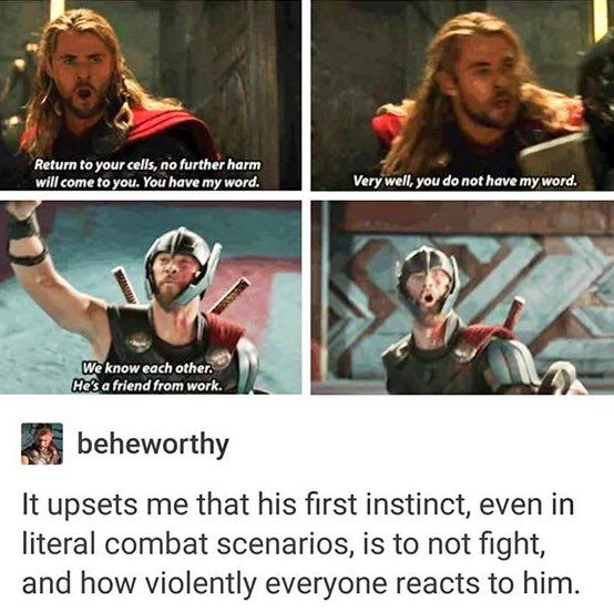 How can they fight him, come on. He's a sweetheart.
