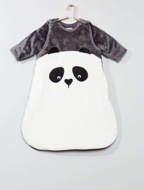 Gigoteuse Animation Panda Bebe Garcon Panda Kiabi 22 00 Gigoteuse Bebe Garcon Vetement Bebe Garcon Chambre Bebe Panda