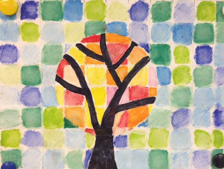 Un an d 39 arts plastiques en segpa arts visuels c2 et c3 for Art plastique peinture