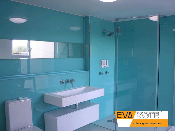 #EVAkote #DecorativeGlass #CohesionInteriors