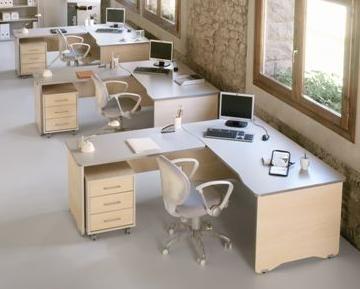 Mobiliario de oficina - linea wrk