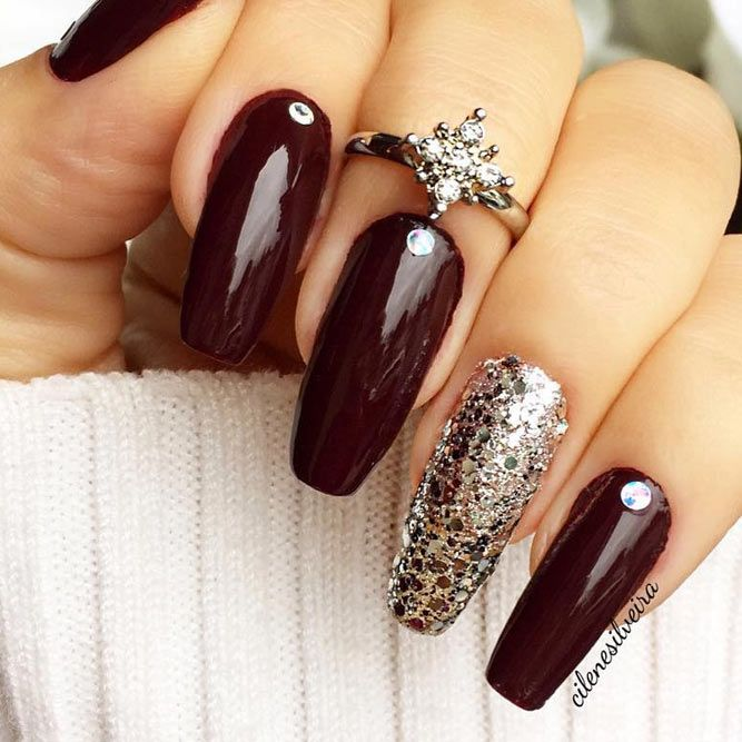 Best 25+ Fall nail designs ideas on Pinterest