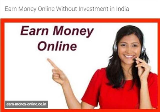 https://www.earn-money-online.co.in/ | Earn money online without investment -  Earn money online is a tutorial website which provide details on how to make money online by working from home without investment. We provide with the information to do legit and genuine online jobs. This is not an idea to become rich quickly but, with this you can make some extra cash in your free time.