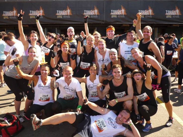 Fantastic day with the most hardcore bunch of Mudders! They absolutely smashed the obstacle course!  Incredible team work, heaps of fun, big laugh, a few bruises… and .. a Big celebration afterwards!  Massive effort from all the team which is already looking forward to the next challenge! Bring it on!  http://www.dangerouslyfit.com.au/