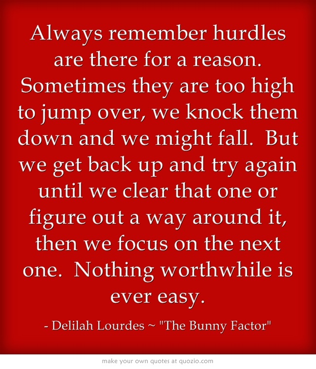 Life Hurdles Quotes: Best 25+ Athletic Quotes Ideas On Pinterest