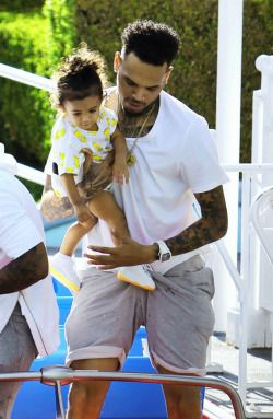 Chris Brown and Royalty - pinterest: @xpiink ♚