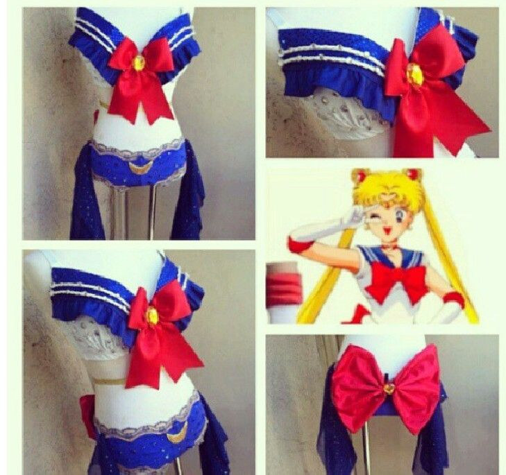 Sailor Moon Rave Outfits Halloween Freaknight Ravee & Freaknight Costume Ideas - Meningrey