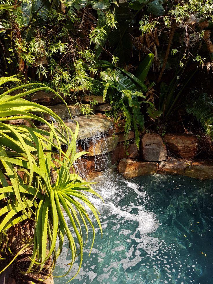 My Drakensburg mountain pool...... In Johannesburg!