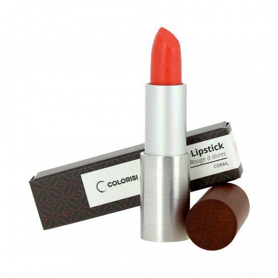 Colorisi - Rouge à lèvres Transparent Mat 08 - Corail