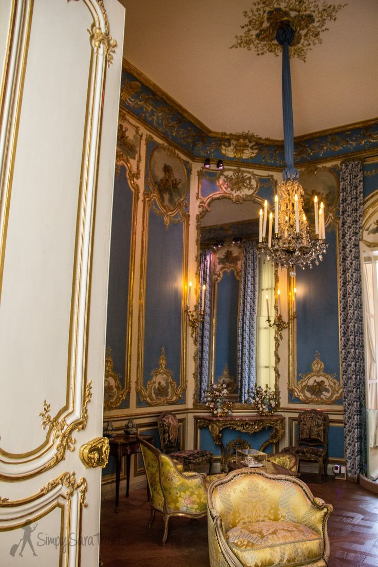 """Marie Antoinette's Playhouse:  """"De Louis XIV à Louis XVI"""" (From Louis XIV to Louis XVI) collection at the Louvre…a reminder that before it was a museum, the Louvre was a palace!  Simply Sara Travel"""