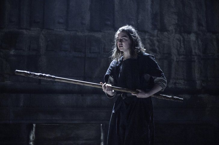 Pin for Later: 7 Game of Thrones Theories That Simply Aren't True Arya's Training With the Waif Alludes to Danger For Rickon Stark
