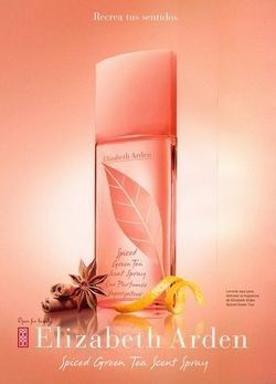Spiced Green Tea Elizabeth Arden парфюм для женщин 2001 год #elizabetharden