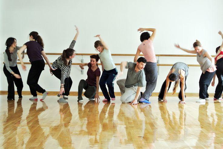 Eddie Lame | Σεμινάριο Σύγχρονου Χορού | 28-30 Μαρτίου 2014 | KINOYME Studio, thessaloniki