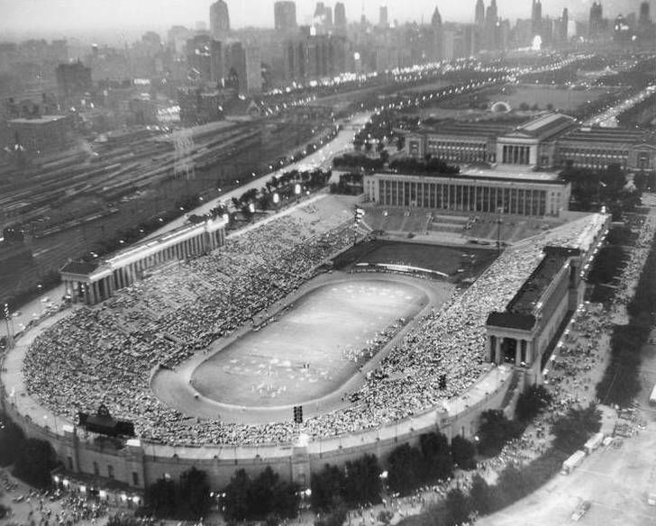 CHICAGO - SOLDIERS' FIELD