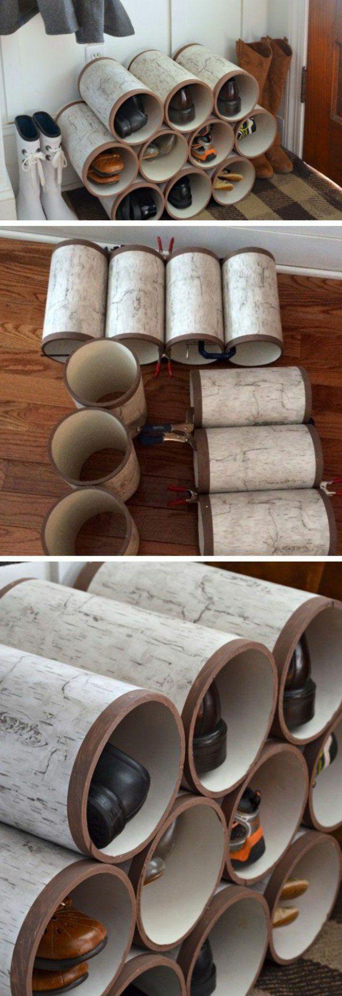 die 25 besten ideen zu schuhschrank selber bauen auf. Black Bedroom Furniture Sets. Home Design Ideas