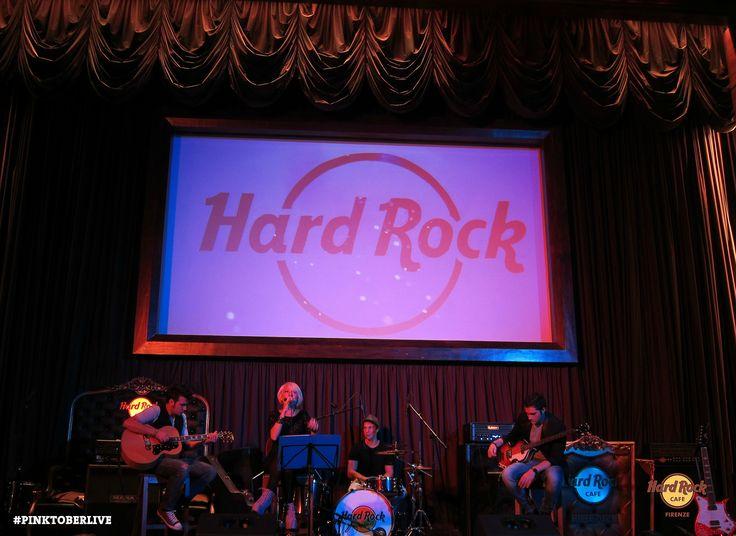 Alesya @ Hard Rock Cafe Firenze