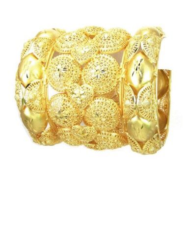 Arm cuff and it's available. It's a gold rush so hurry and get yours