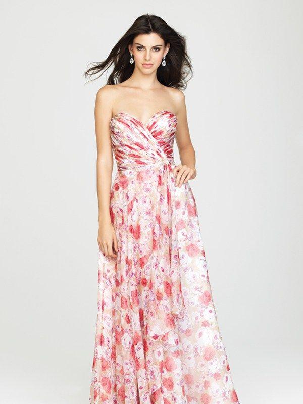 1436 Allure Bridesmaid Dress