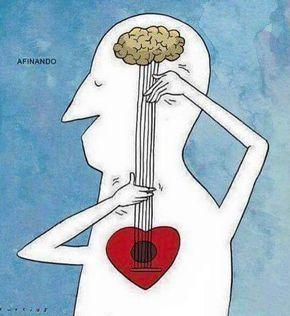 """""""Il #cuore senza la #mente rende ingenui; la mente, senza il cuore, cinici."""" #RobertoGervaso, La volpe e l'uva, 1989"""