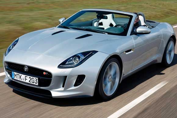 Ficha Tecnica Completa Do Jaguar F Type Roadster 3 0 V6 S 2014