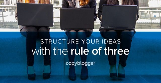 The Rule of Three helps you create a memorable experience for your audience. Learn how to use it to become a more engaging writer and content marketer.