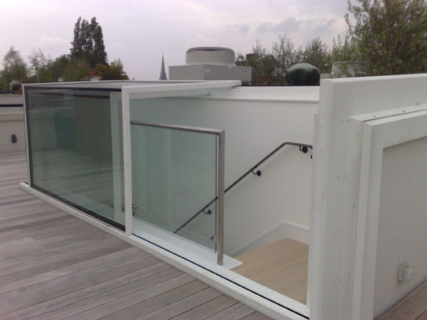Glazing Vision Rooflights, Skylights and Glass Roofs- Standard Box Rooflights