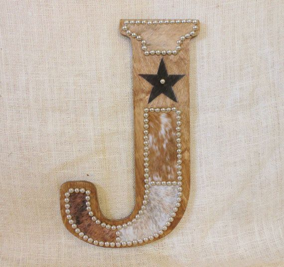 17 best images about lizzy me western decor on pinterest for J letter decor