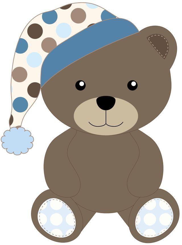 Картинки из бумаги с медведями