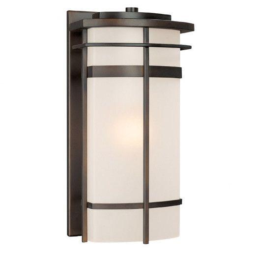 Hubbardton Forge Tourou: Capital Lighting Lakeshore 1 Light Wall Lantern