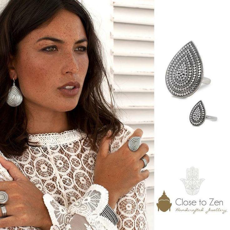 @juwelierkoelink CLOSE TO ZEN Wild Heart ring S & L - deze ringen zijn verstelbaar dus voor de meest gangbare ringmaten geschikt.  #koelinkjuwelier #enschede #haverstraatpassage #closetozen