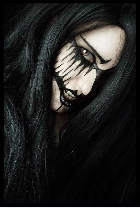 81 Best Images About Corpse Paint On Pinterest Halloween
