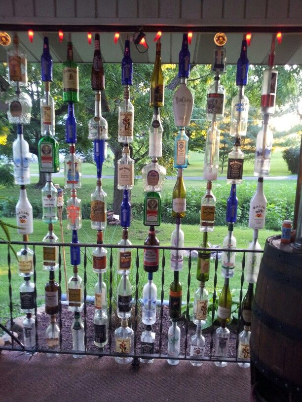 My Bottle Fence Peace Pinterest Bottle And Fence