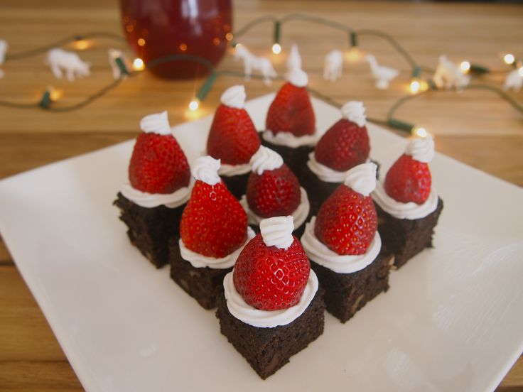 Christmas baking - such a fun time to be creative and inventive! These little party snacks are a great way to have some fun with the kids or make something a little different for that end-of-year e...