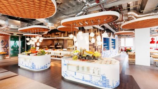 Google office Amsterdam 'extremely Dutch'