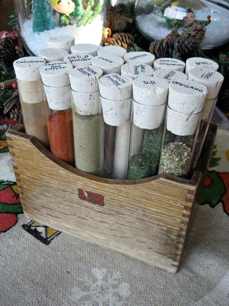 If you're constantly jazzing up recipes with a dash of this and a pinch of that, you need a way to keep your spices organized and close at hand. Try these clever spice storage solutions, from DIY and upcycled creations to tried-and-true spice racks.