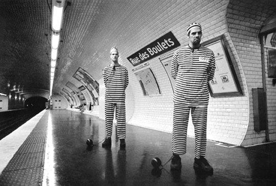 Mises en scènes du nom des stations du métro de Paris metro paris litteral 09 photographie bonus