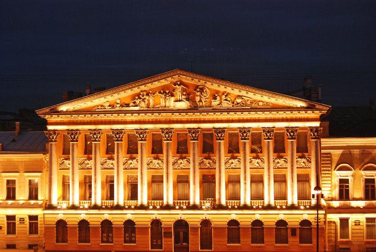 The Top Ten Restaurants In St Petersburg, Russia