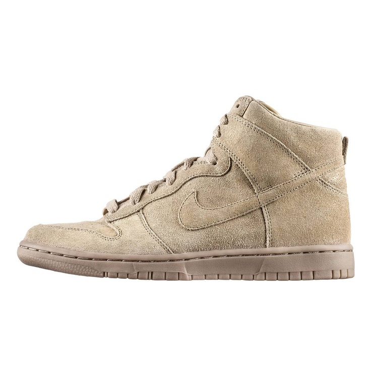 A.P.C. x Nike Dunks in beige / collection 2