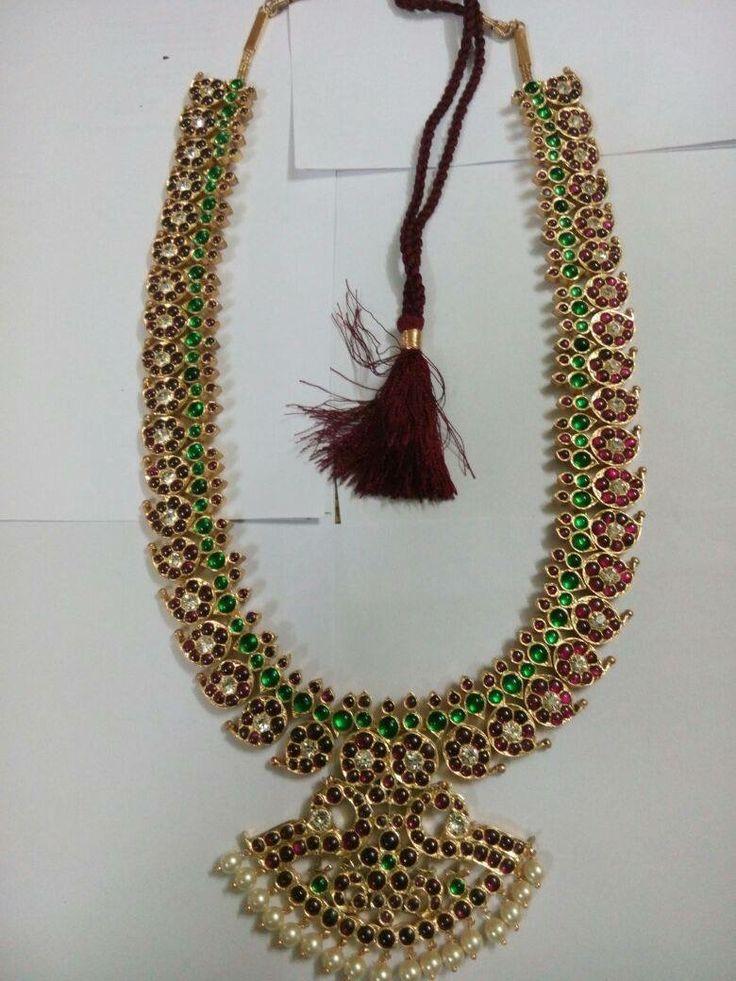 Bharatanatyam Dance jewellery  To order Whatsapp 9849713635