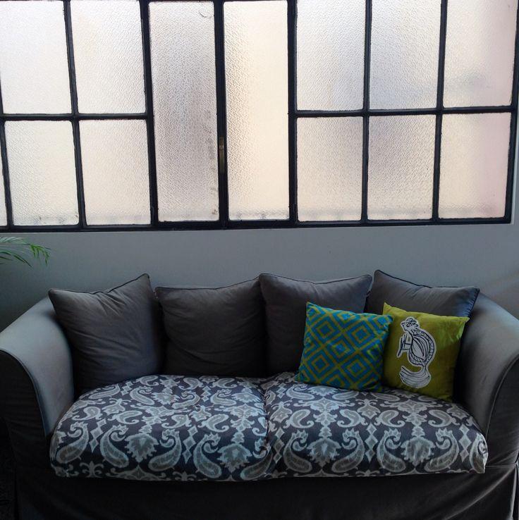 Vitro sofa!