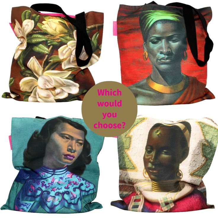 Which Tretchikoff Tote Bag is on your wishlist?