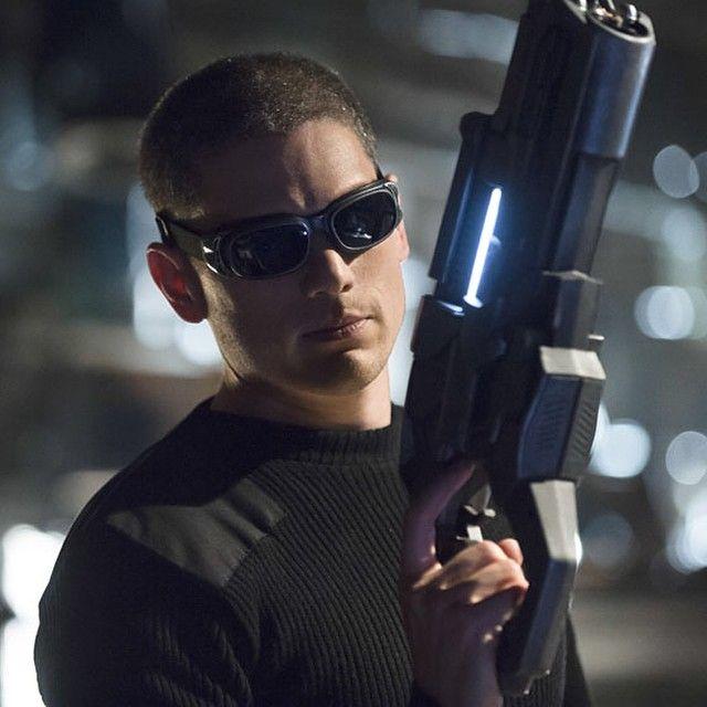 Captain Cold (Leonard Snart) (dans la série The Flash)