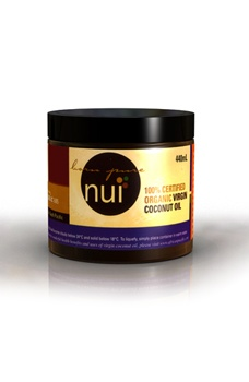 nui - orgainic virgin coconut oil